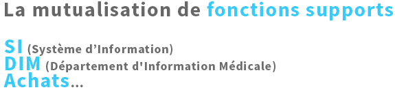 La mutualisation de fonctions supports